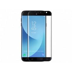 محافظ صفحه نمایش شیشه ای تمام چسب سامسونگ Galaxy J7 Pro